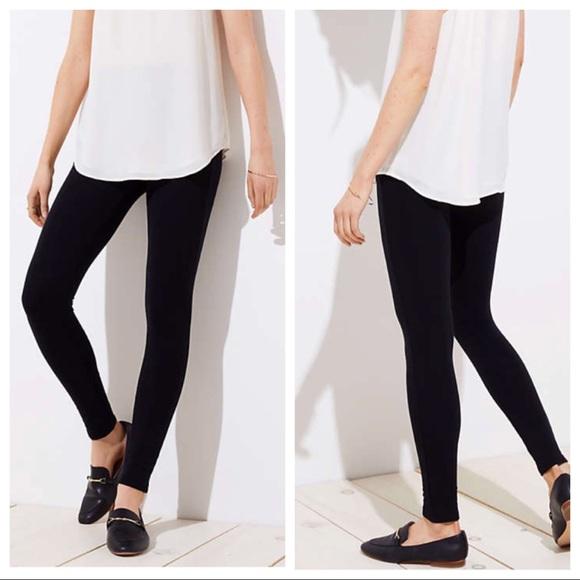 340de04562acce LOFT Jeans | Ann Taylor Black Leggings Size 24 | Poshmark